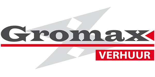 Gromax Verhuur, Grondverzet – Machines – Gereedschap – Steigers – Hoogwerkers