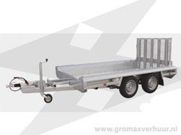 Aanhanger transporter tandem 2700 kg