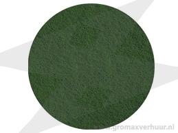 Dikke pad ø 406 mm groen (Licht grof)