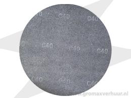 Gaasschuurschijf ø 406 mm K60