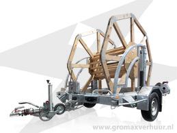 Aanhangwagen enkel 750kg