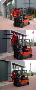 Heftruck 3,5 ton ( LPG )