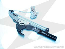 Knipper t.b.v. boomsnoeiset