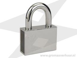 Multilock slot met 1 sleutel