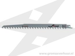 Reciprozaagje S1542K wl 20/190 mm zaaglengte 225 mm hout