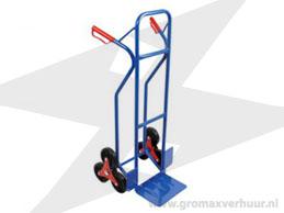 Steekwagen traploper