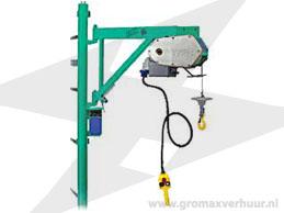 Steigerlier 230 kg (220v)