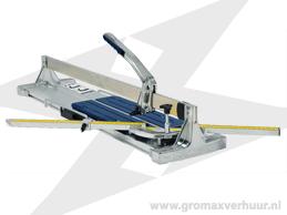 Tegel-/plavuizensnijder 130 cm  (Prof.)