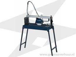 Tegel-/plavuizenzaag 90 cm (220v)