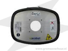Vacuumzuiger hand 75 / 120 kg (220v) 03