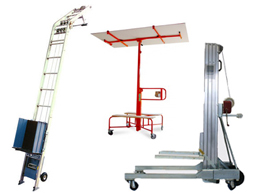Verhuis- en montageliften