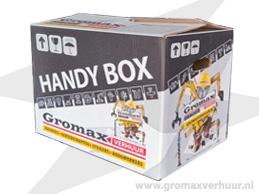 Verhuisdoos / Handybox / Opbergdoos  48x32x36cm